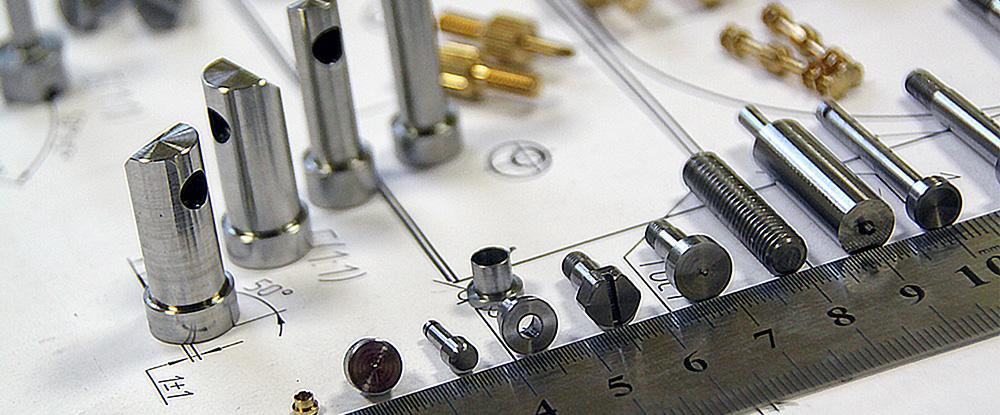 детали приборов мелкоразмерная обработка